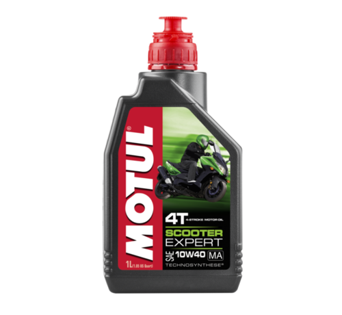 Motul Scooter Expert 4T 10W40 - Motul