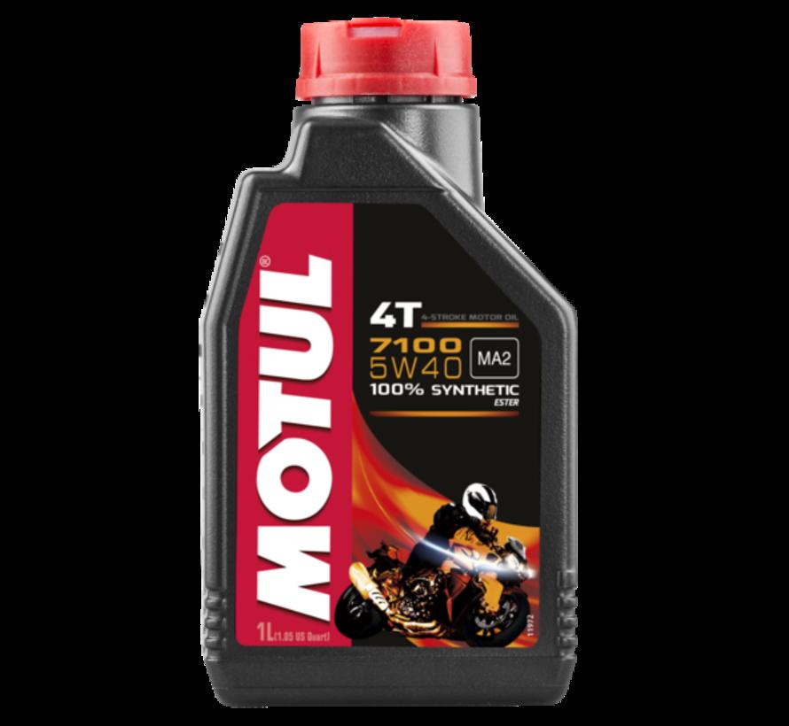 7100 4T 5W40 - Motul