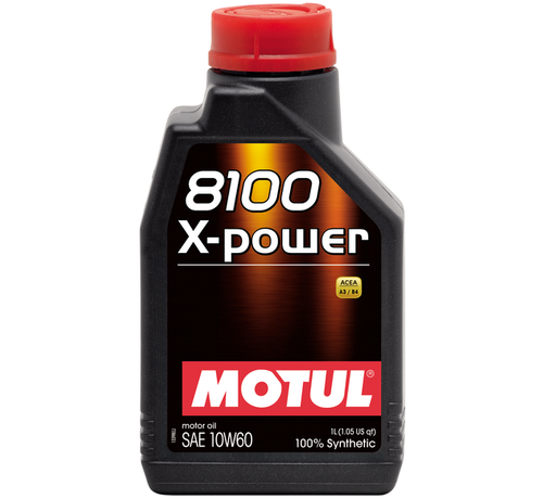 Motul 8100 X-Power 10W60 - Motul