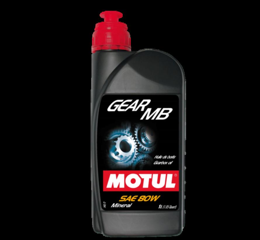 Gear Mb 80W - Motul