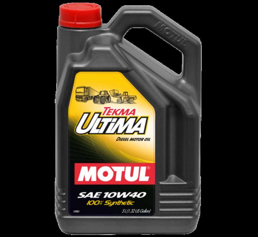 Tekma Ultima 10W40 - Motul