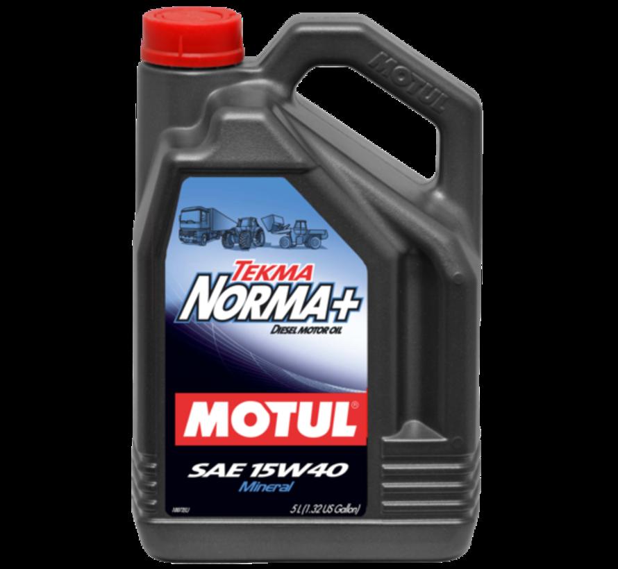 Tekma Norma+ 15W40 - Motul