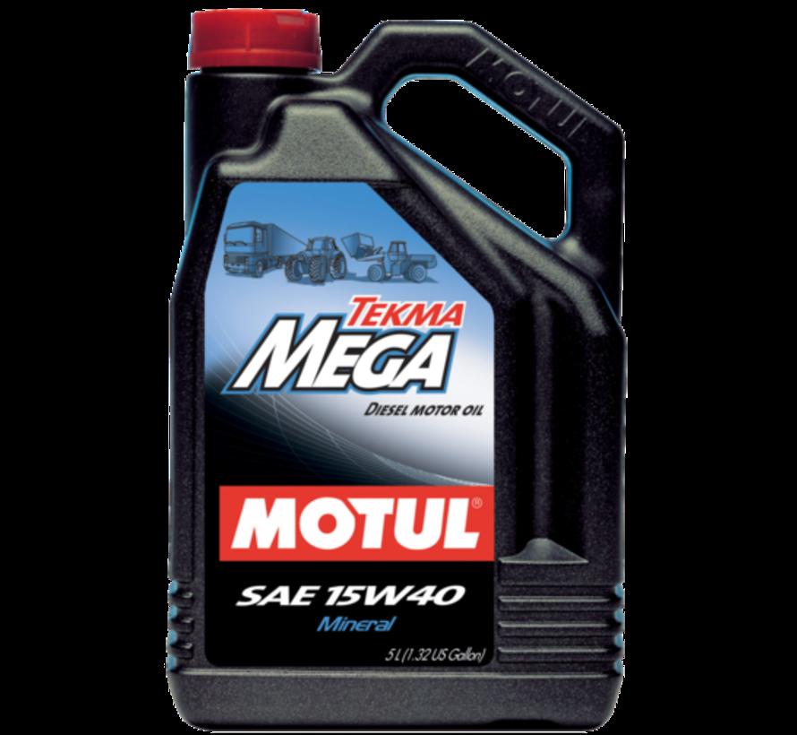Tekma Mega 15W40 - Motul