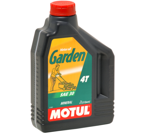 Motul Garden 4T Sae 30 - Motul