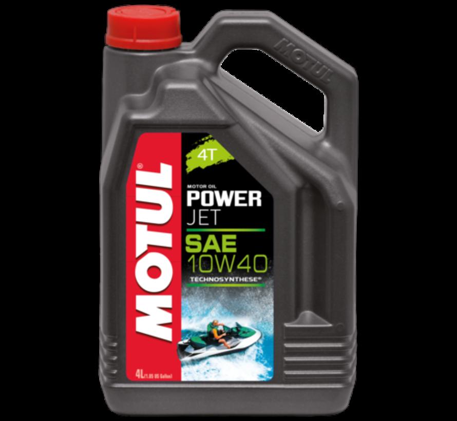Powerjet 4T 10W40 - Motul