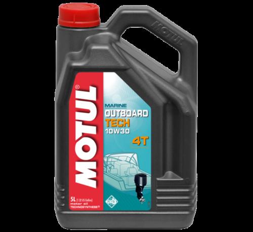 Motul Outboard Tech 4T 10W30 - Motul