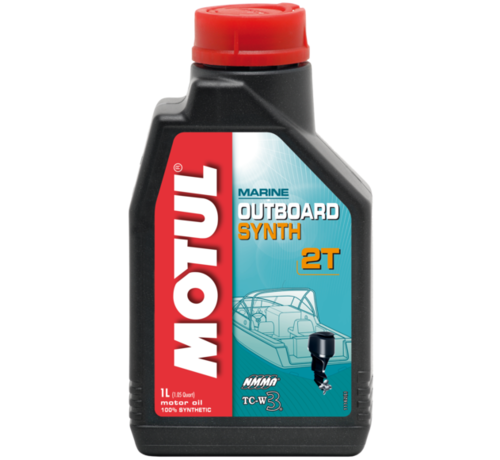 Motul Outboard Synth 2T - Motul