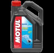 Motul Inboard Tech 4T 15W50