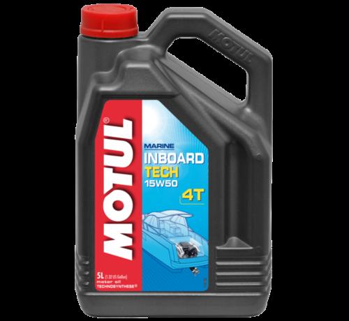 Motul Inboard Tech 4T 15W50 - Motul