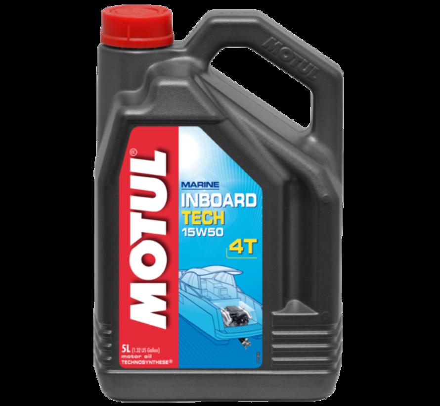 Inboard Tech 4T 15W50 - Motul