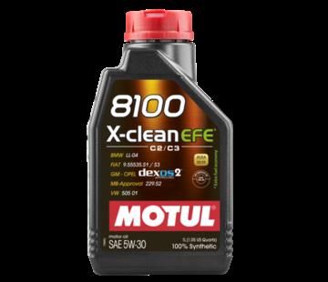 Motul 8100 X-Clean Efe 5W30