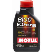 Motul 8100 Eco-Nergy 5W30