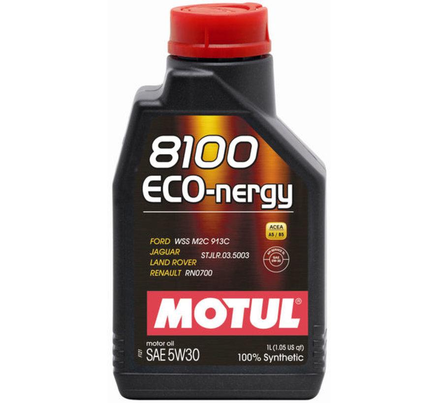 8100 Eco-Nergy 5W30 - Motul
