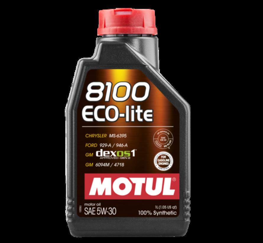 8100 Eco-Lite 5W30 - Motul