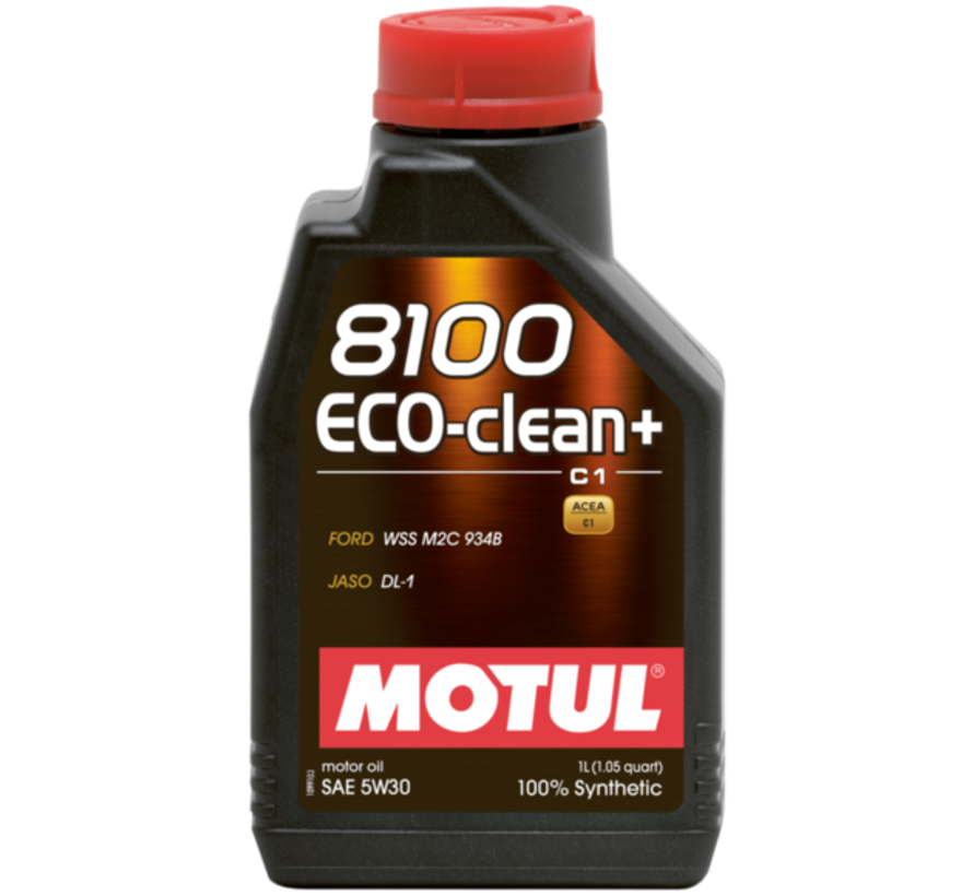 8100 Eco-Clean+ 5W30 - Motul