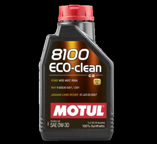 Motul 8100 Eco-Clean 0W30 - Motul