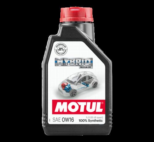 Motul Hybrid 0W16 - Motul