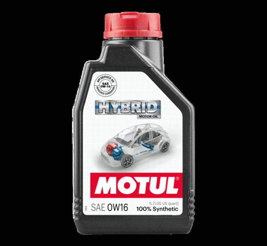 Hybrid 0W16 - Motul
