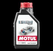 Motul Hybrid 0W12