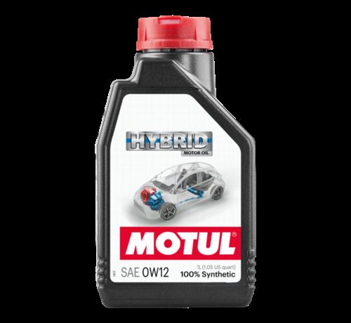 Motul Hybrid 0W12 - Motul