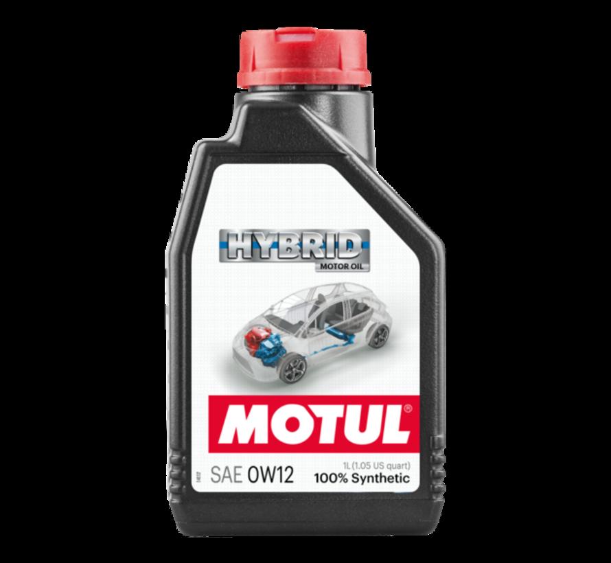 Hybrid 0W12 - Motul