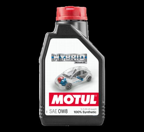 Motul Hybrid 0W8 - Motul