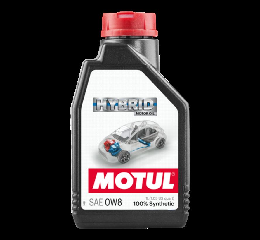 Hybrid 0W8 - Motul