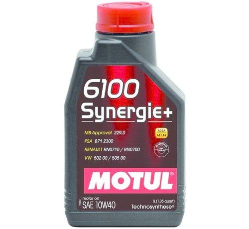 Motul 6100 Synergie+ 10W40 - Motul