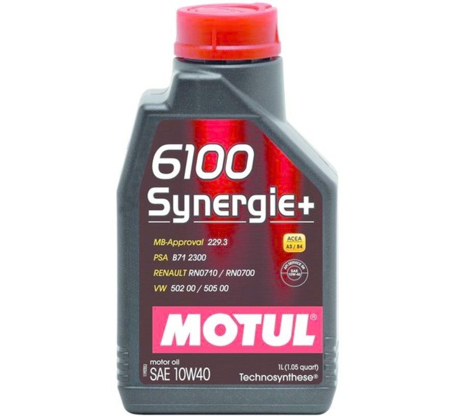 6100 Synergie+ 10W40 - Motul