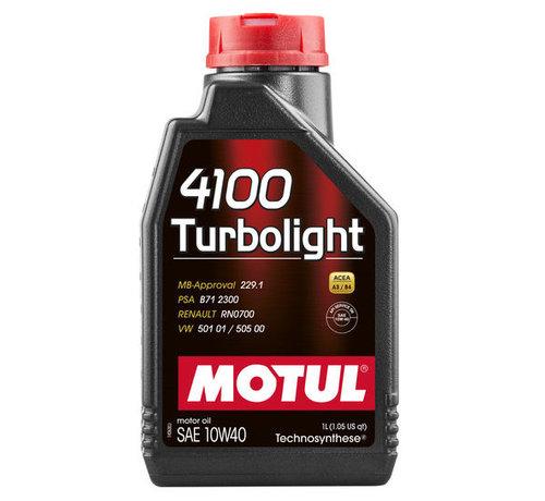 Motul 4100 Tl 10W40 - Motul