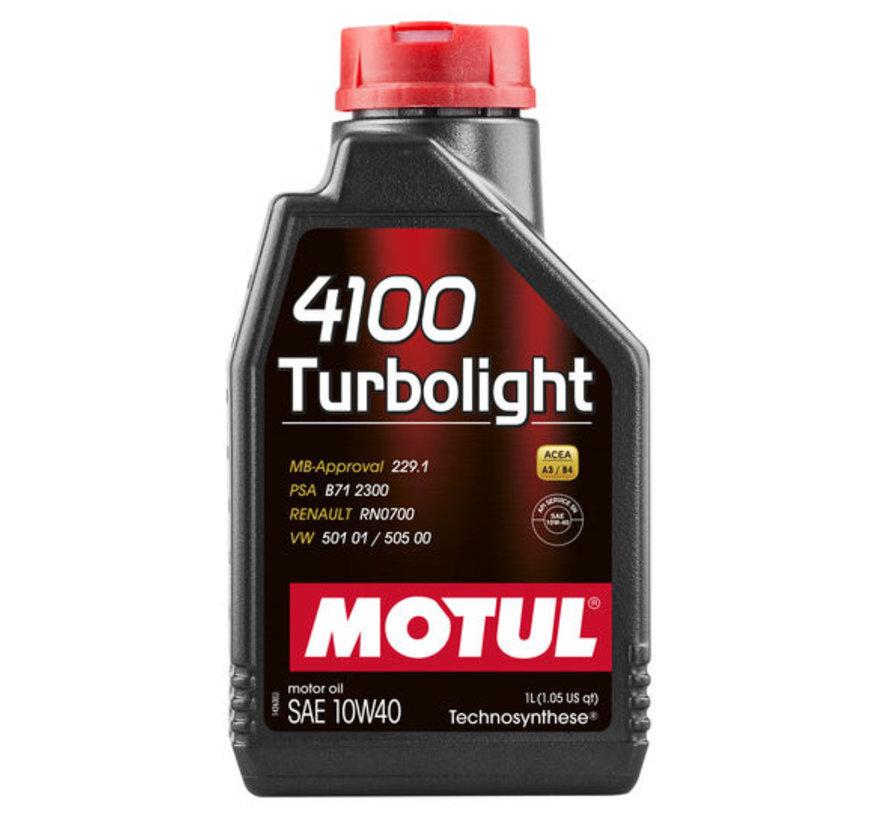 4100 Tl 10W40 - Motul