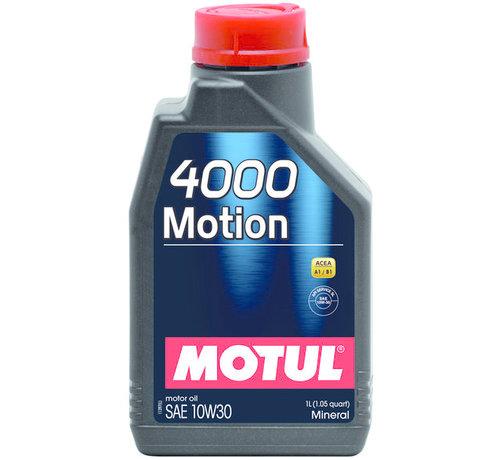 Motul 4000 Motion 10W30 - Motul