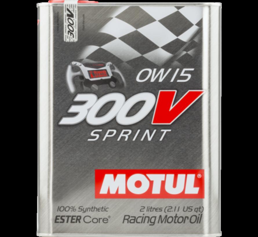 300V Sprint 0W15 - Motul