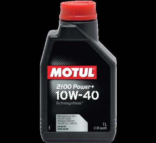 Motul 2100 Power+ 10W40 - Motul