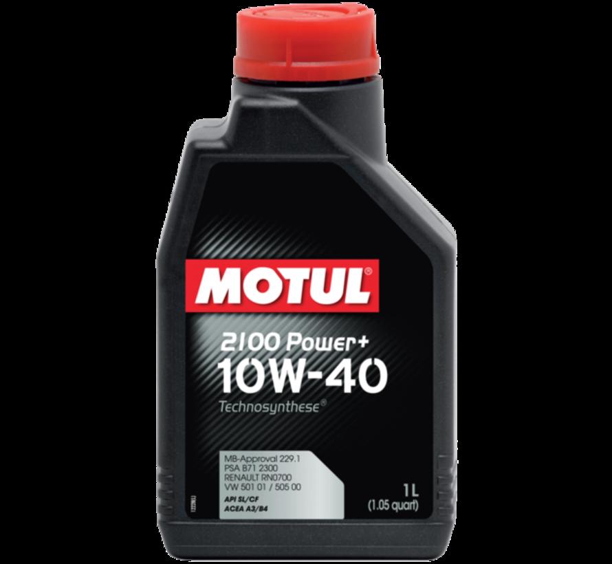 2100 Power+ 10W40 - Motul