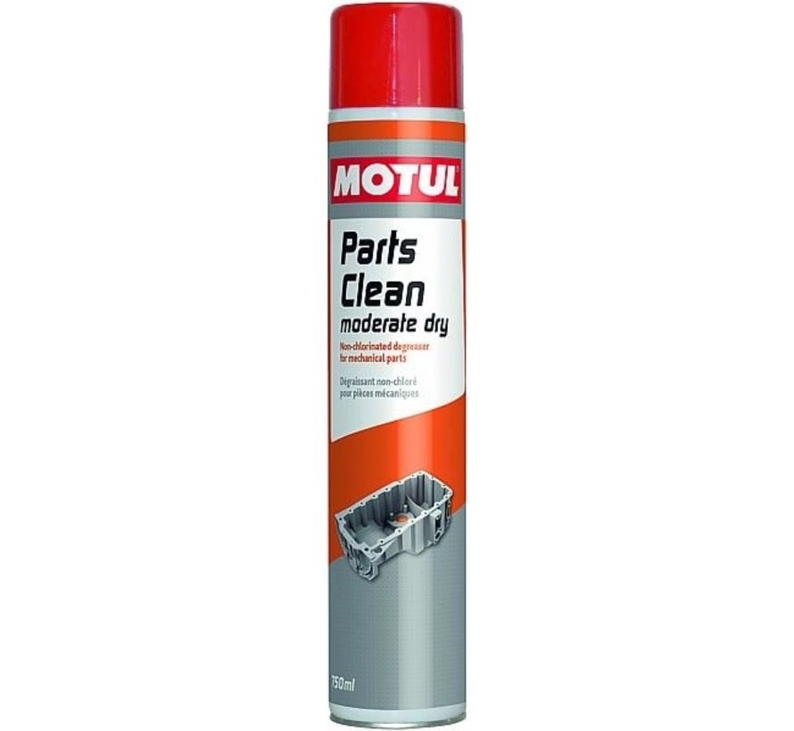 Parts Clean Moderate Dry - Motul