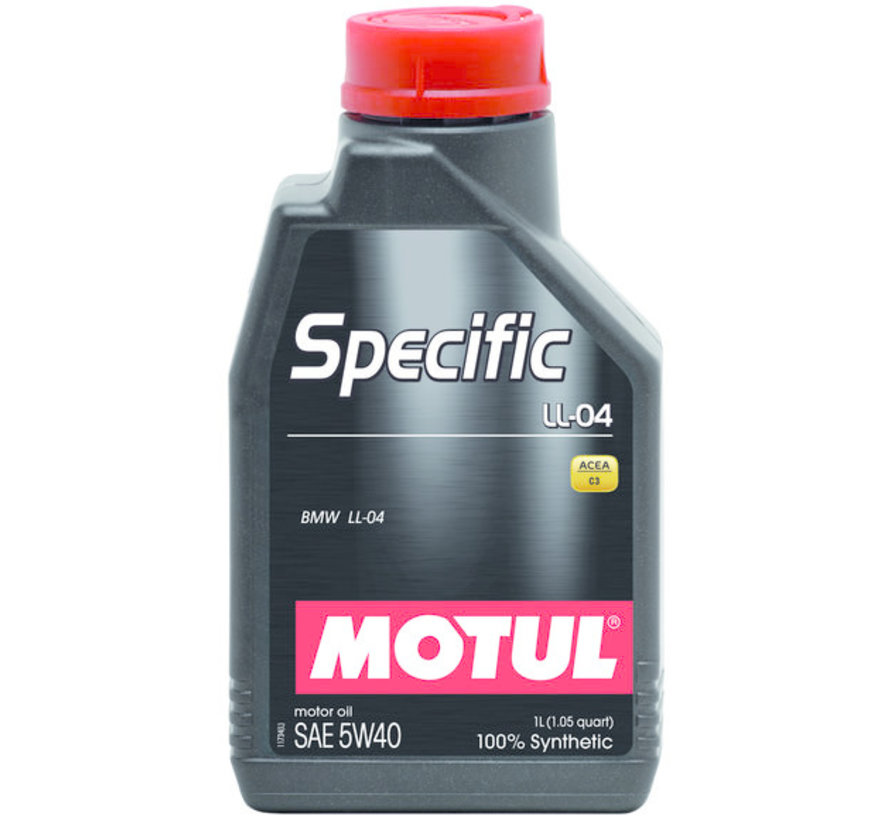 Specific Ll04 5W40 - Motul