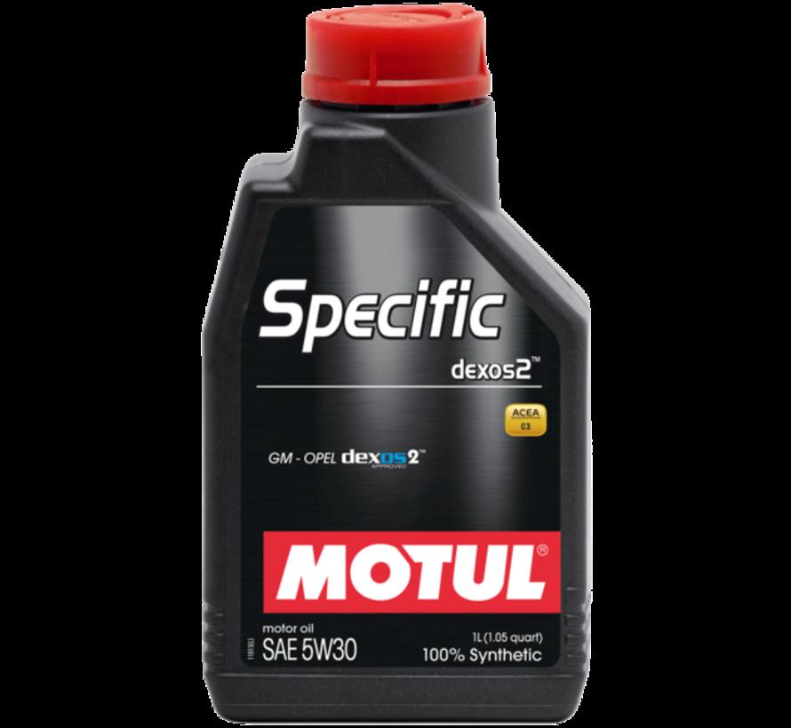 Specific Dexos2 5W30 - Motul