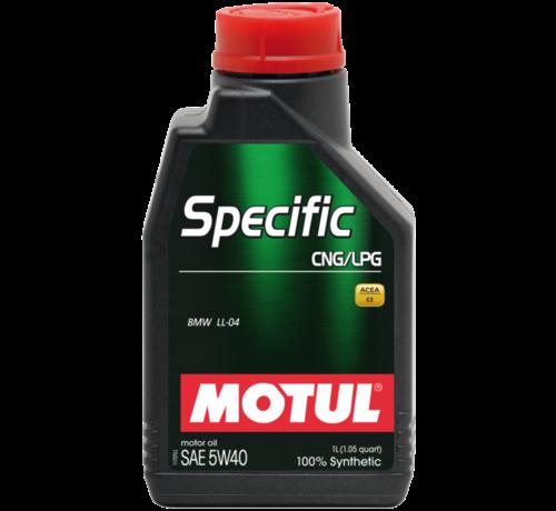 Motul Specific Cng/Lpg 5W40 - Motul