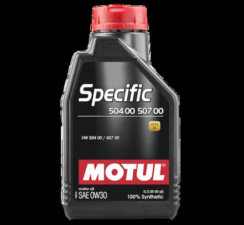 Motul Specific 504.00 507.00 0W30 - Motul