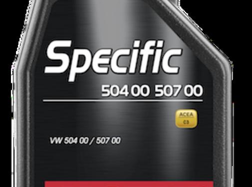 Motul Specific 504.00 507.00 0W30