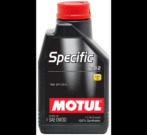 Motul Specific 2312 0W30 - Motul