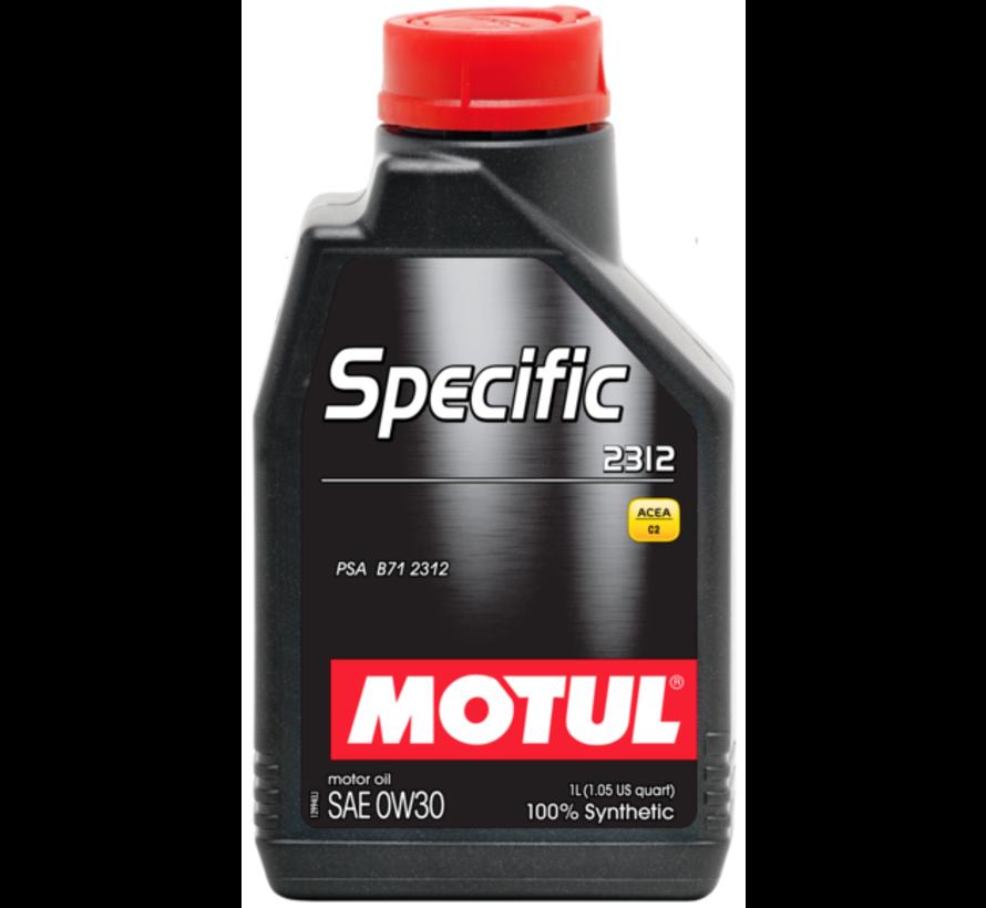 Specific 2312 0W30 - Motul