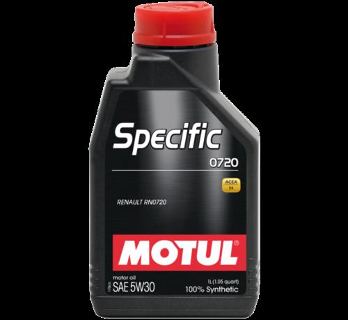 Motul Specific 0720 5W30 - Motul