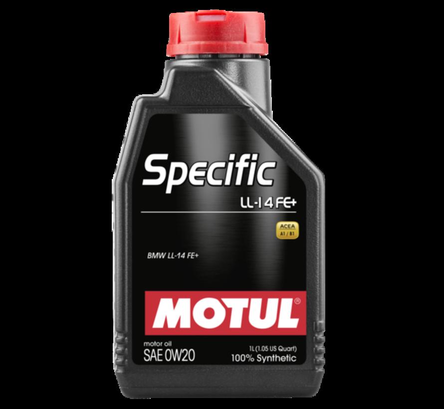 Specific Ll-14 Fe+ 0W20 - Motul