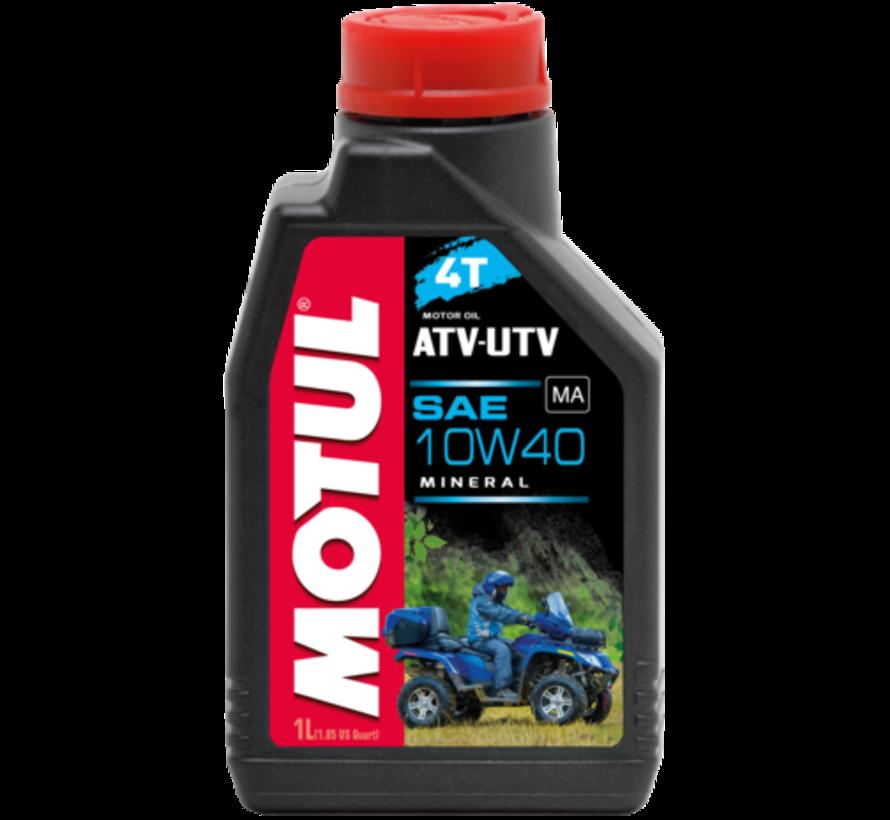 Atv-Utv 4T 10W40 - Motul