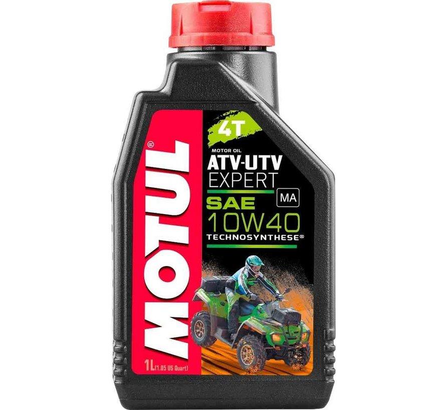 Atv-Utv Expert 4T - Motul