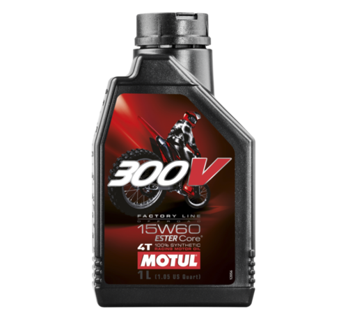 Motul 300V 4T Fl Off Road 15W60 - Motul