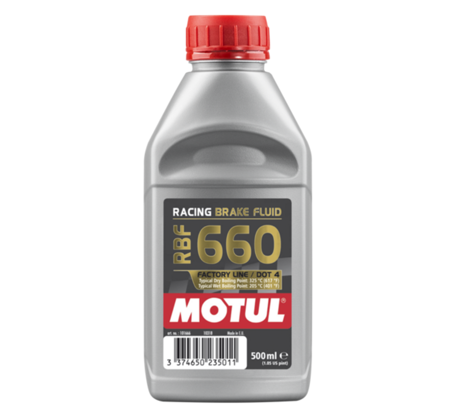 Rbf 660 Factory Line - Motul
