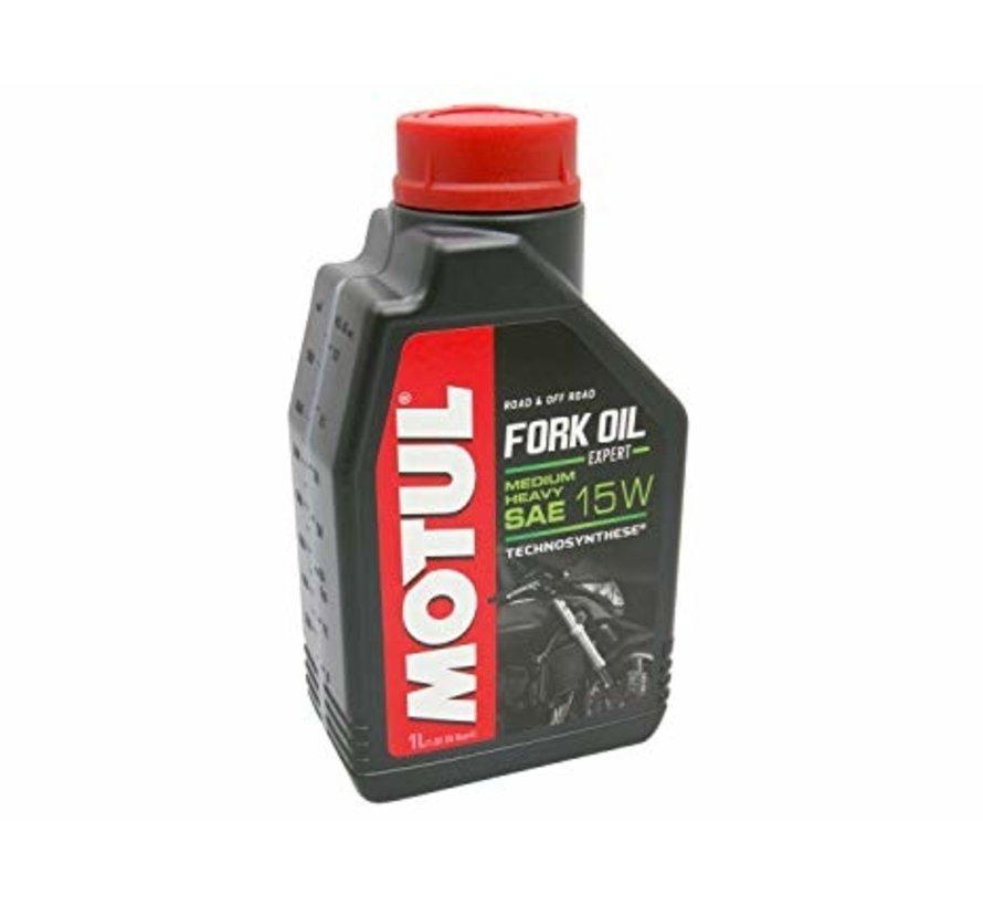 Fork Oil Expert Med/Heavy 15W - Motul